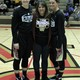 Kenzie Barta, Kylie Binstock and Mrs. Miller-Cink