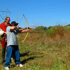 Medium archery