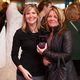 Special Events Coordinator Laura Bjorn and Candise Turner, Grand Prize winner of the 18K White Gold Diamond Pendant from Smyth Jewelers in Annapolis