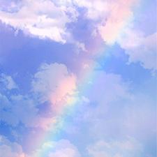 Medium rainbow