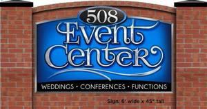 Ribbon Cutting 508 Event Center - start Mar 15 2016 0500PM