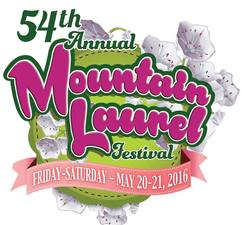54th Annual Mountain Laurel Festival - start May 20 2016 0500PM