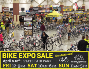 Medium bike expo sale