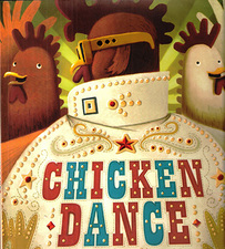 Medium chickendance courtesy