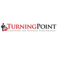 Turning point logo portrait web