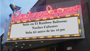 Rainbow Balroom- Empresa Valdivia - Fresno CA