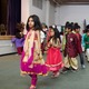 FashionShow: Children line up to model in a fashion show during the 10th annual India Festival in Fayetteville. The event was organized by Hindu Bhavan, a nonprofit that promotes Hindu culture and philosophy.