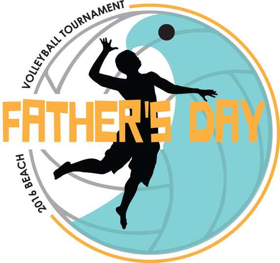 Fathers 20day 20beach 20volleyball