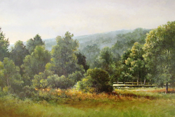 'Rural Vista' by Ray Hendershot.