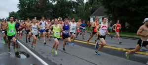 Medium runners alley 10k