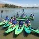 Kayak tours along the San Jouaquin River
