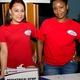 Sasha Jackson and Catasha Brown