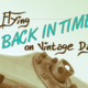 Flying Back in Time on Vintage Day - Apr 20 2016 0300PM