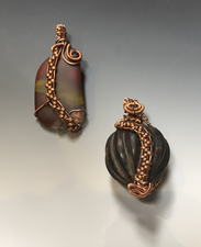 Medium intermed wire wrapping