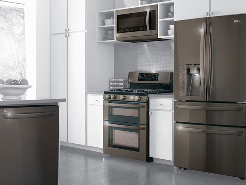 Appliances Slate Vs Stainless Steel The Hood Magazine