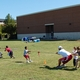 Tug of War at Mansfield Activities Center. Photo courtesy of the city of Mansfield.