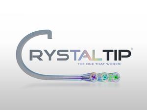Medium 1.air water syringe tips crystal tip logo
