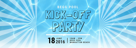 Pool 20kick off 20party