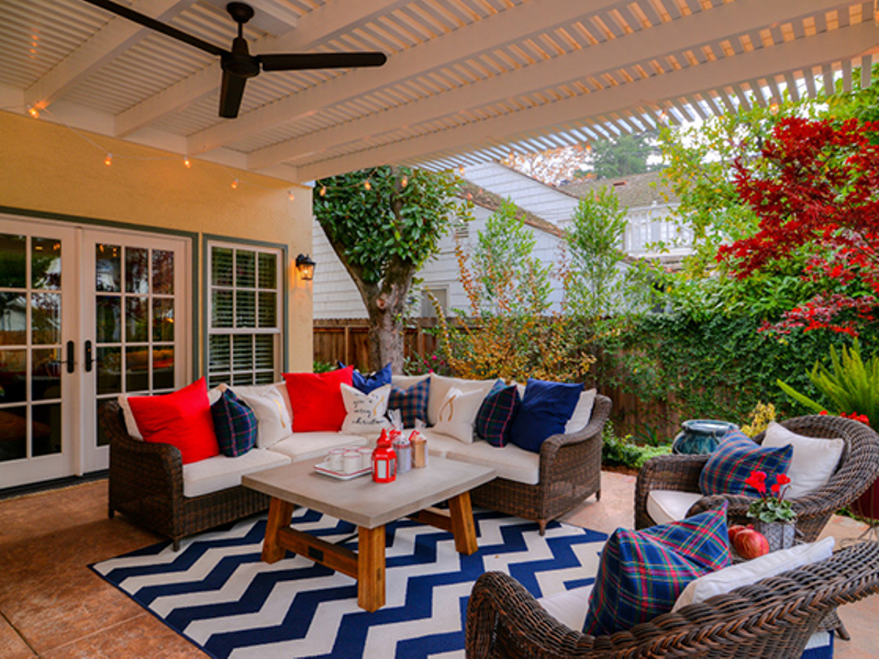 Whether Curating An Outdoor Kitchen Or Reconstructing A Beautiful New Deck,  Something About The Warm Weather Makes The Team Here At Kerrie Kelly Design  Lab ...