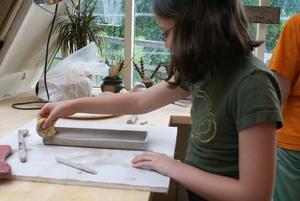 Medium elementary handbuilding