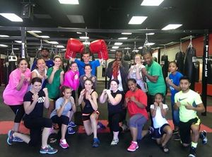 Title Boxing Club FREE Fitness Class - start May 28 2016 0900AM