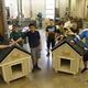 Chartiers Valley Students Construct Donate Doghouses to Animal Friends - May 31 2016 0129PM