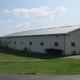 The main barn has 10 stalls.