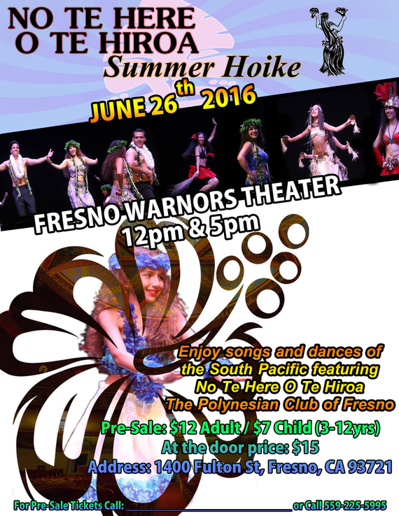 The 20polynesian 20club 20of 20fresno 20at 20warnors 20theatre