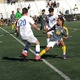 Bingham and Taylorsville rival over the soccer ball at their April 19 game. – Tori La Rue