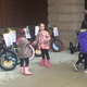 There were 20 new bikes given away at the Tewksbury Police Bike Safety Rodeo.