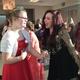 Amelia Maynard (right) dances with a student from Kari Sue Hamilton School. – Tori La Rue