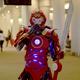 A samurai revision of Iron Man