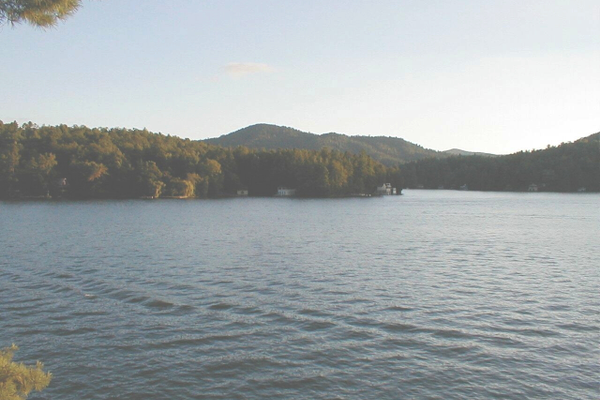 Lake Rabun. Photo courtesy of Wikipedia.com.