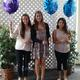 Scholarship recipients (LtoR): Laura Maule(CP), Amy Moran and Joyce Figueroa (Alhambra). Not pictured: Taravat Lakzian(CP)