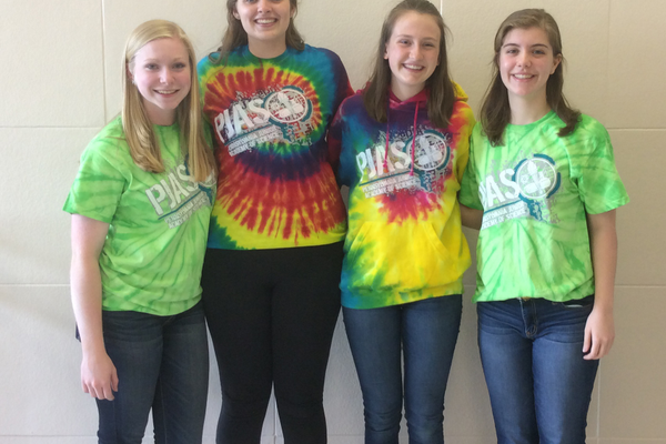 North Hills Students Win at State Science Competition