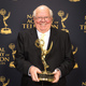 CBS sports commentator  and longtime Steamboat Springs resident  Verne Lundquist receives an Emmy Award for lifetime achievement in sports Photo courtesy Marc Bryan Brown