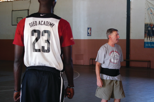 The Senegal athletes possess the speed height that many basketball scouts look for. –SEED