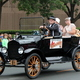 Maple Grove Historical Preservation Society at the 2016 Maple Grove Days Pierre Bottineau Parade along 89th Avenue Thursday, July 14