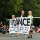 The Dance Complex at the 2016 Maple Grove Days Pierre Bottineau Parade along 89th Avenue Thursday, July 14
