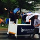 Maple Grove Rotary Club at the 2016 Maple Grove Days Pierre Bottineau Parade along 89th Avenue Thursday, July 14