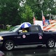 Maple Grove Beyond the Yellow Ribbon at the 2016 Maple Grove Days Pierre Bottineau Parade along 89th Avenue Thursday, July 14