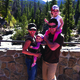Kyleigh Lawler and husband Dave foster a love of the outdoors with daughters Kiera and Julia Photo courtesy Kyleigh Lawler