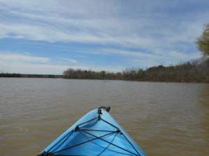Medium kayak
