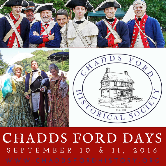 Chadds 20ford 20days