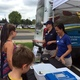 Three Rivers Park District at the Maple Grove National Night Out Kickoff Aug. 2, 2016 at the Maple Grove Community Center. (photo by Wendy Erlien)