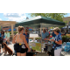 Paws & Claws Pet Hospital at Woofstock, presented by Good Karma Animal Rescue of MN, at The Shoppes at Arbor Lakes Aug. 6, 2016. (photo by Wendy Erlien)