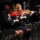 Juan Diego Catholic High School's orchestra will be included in one of the four disciplines —music, art, dance and theater — that will be part of the school's newly developed Academy of Fine Arts. — Jed Blodgett