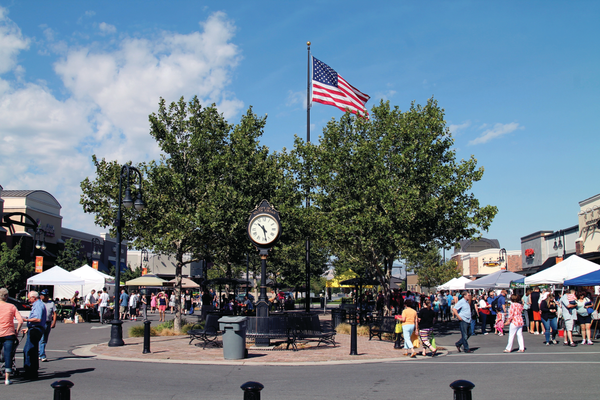 The South Jordan Farmers Market runs every Saturday morning from August to October. –Sandra Osborn