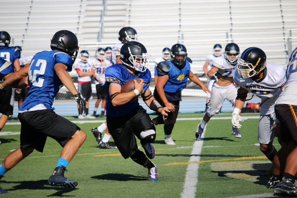 Taylorsville High School football is back for the 2016 season, and it's looking promising, according to head coaches Pala Vaituu and Rod Wells. –Aryana Apelu