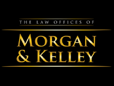Law offices of morgan and kelley logo